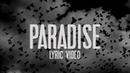 The Rasmus Paradise Lyric Video