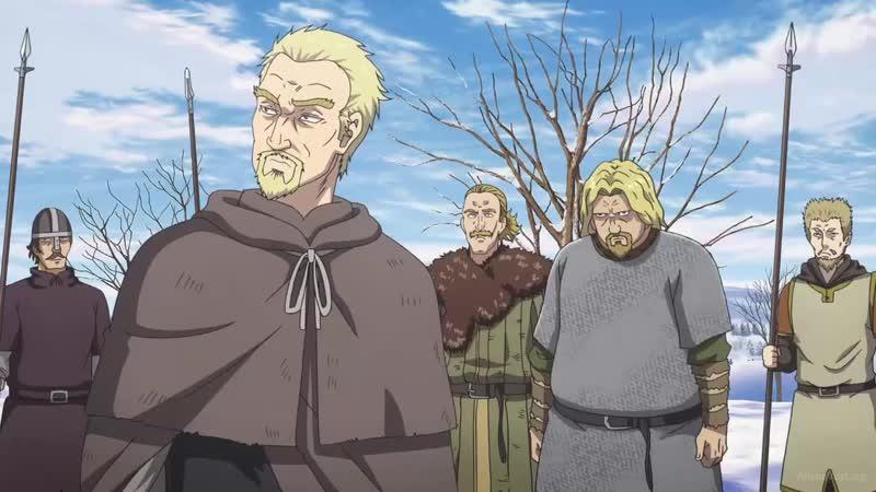 Сага о Винланде 16 серия AnimeVost / Vinland Saga