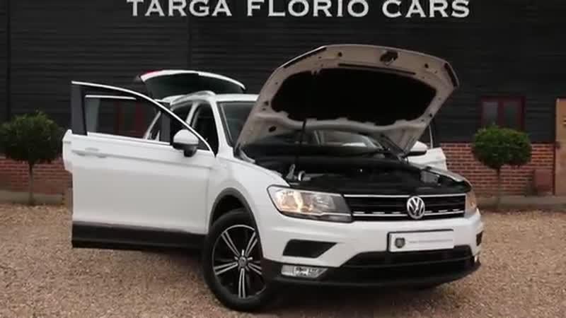 Volkswagen Tiguan 2.0 TDi BMT 150 4Motion SE Nav 5dr DSG Automatic in Pure White