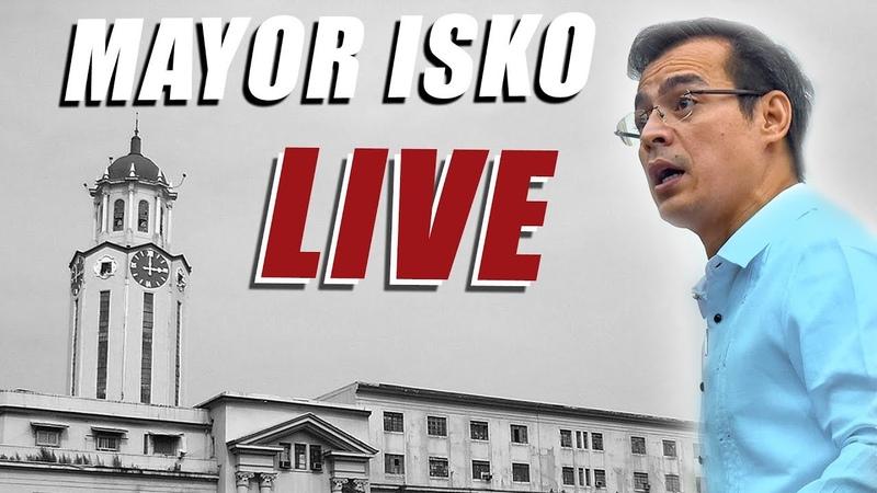 Manila Mayor Isko Moreno LIVE AT ANG MADUMING DIVISORIA SOBRANG DISMAYA SA NABUNGARAN