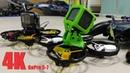 Mini Drone Frame 100mm 4K GoPro 5 6 7 Caddx Tortle 2