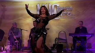 Aziza Of Cairo at NYCairo 2018