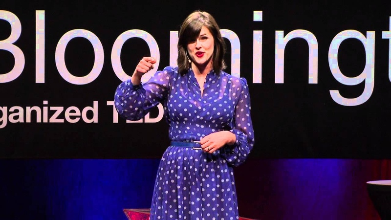 Look good feel good the case for playing dress up Jessica Quirk TEDxBloomington