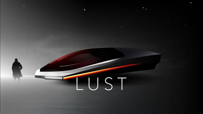 Lust - A Darksynth Mix