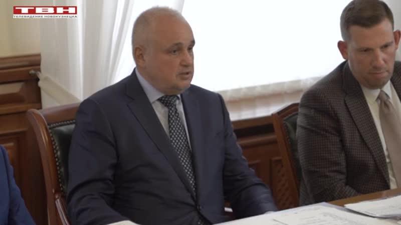 Сергей Цивилев встретился с медалистами чемпионата мира по боксу