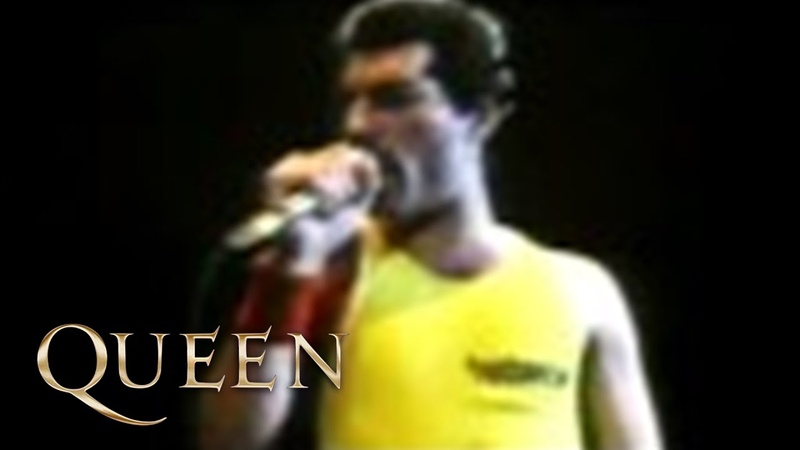 Queen Another One Bites the Dust Official Video