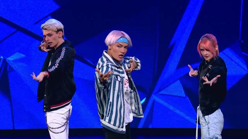 ТАНЦЫ: Команда «ICom» (BTS - Not Today) (сезон 6, выпуск 8)