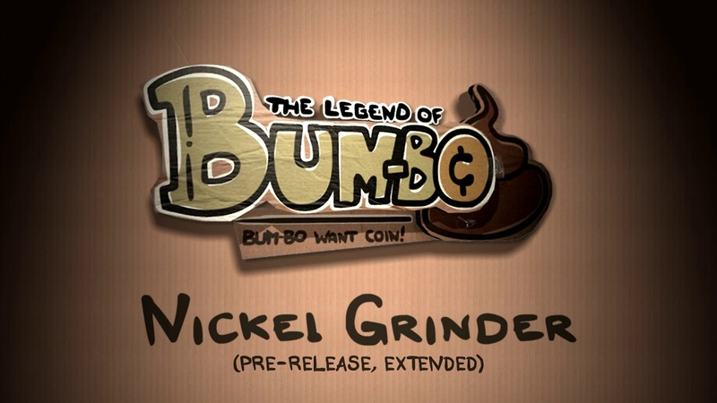 Nickel Grinder Extended Ridiculon The Legend of Bum bo Pre Release