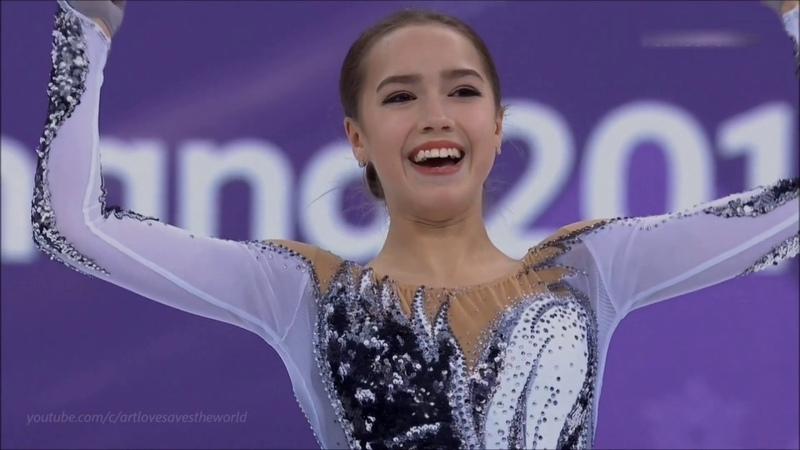 ALINA ZAGITOVA - Oly 2018 | around the world comments | Подборка иностранных комментариев ОИ 2018