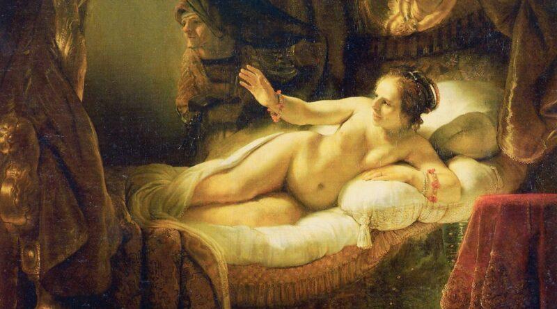 Рембрандт Харменс ван Рейн. Мастер светотени