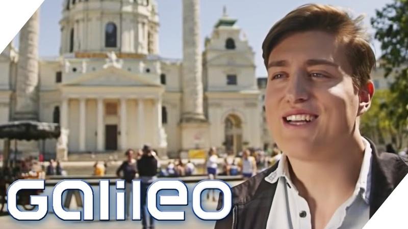 Die lebenswerteste Stadt der Welt Was macht Wien so einzigartig Galileo ProSieben
