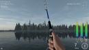 Fishing Planet 0 7 6 Аляска уникальная Чавыча солнечно unique Chinook sunny