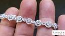 8 1/4ct Tennis Diamond Bracelet R8823