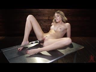 Charlotte sins charlotte sins newcomer takes a machine pounding [solo, anal fingering, anal play, vibrator, dildo]