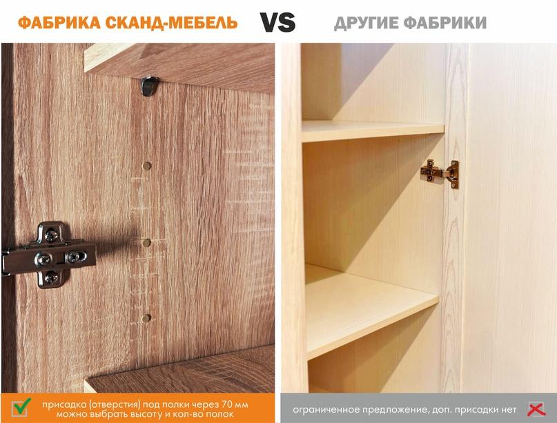 Как выбрать шкаф и на что обратить внимание!, изображение №6
