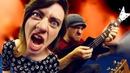 Slayer Payback Ukulele cover w Sarah Longfield