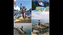 Геленджик, аквапарк Золотая бухта, море