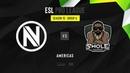 Envy vs Swole Patrol ESL Pro League Season 10 NA map1 de dust2 MintGod
