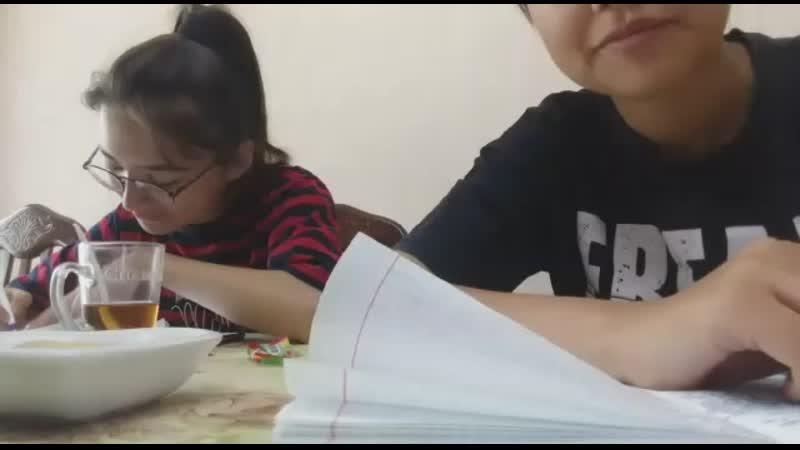 STUDY TIMEAIYM_BANU 6