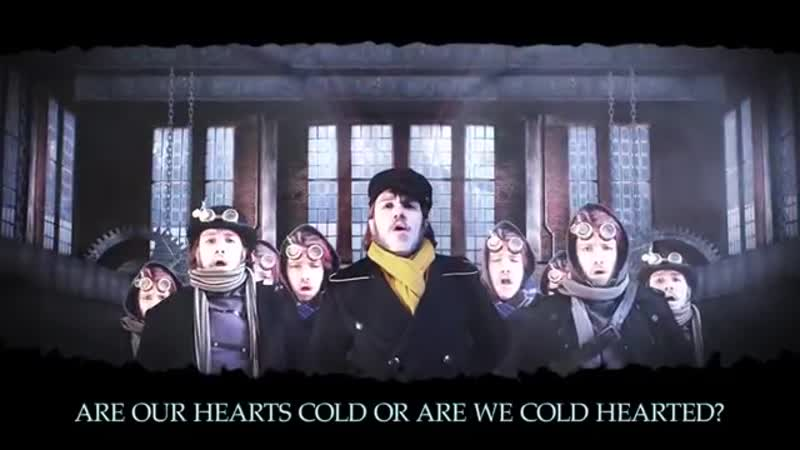 Are our hearts cold or are we cold hearted? (The Stupendium)