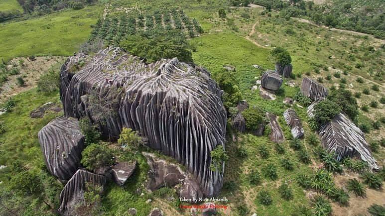 Остров Банка, Индонезия