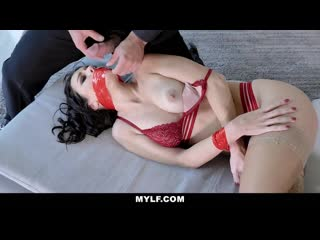 Submissive milf gets fucked to pay off debt