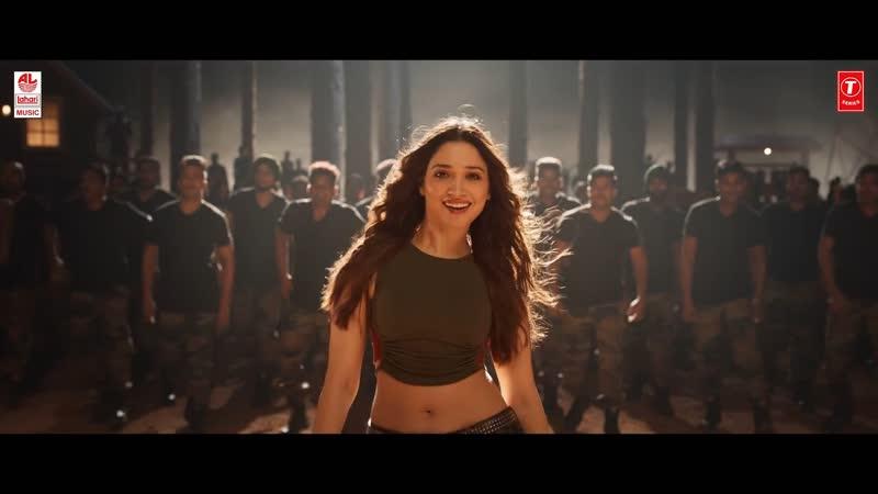 Клип «Daang Daang» из фильма «Никто не сравнится с тобой Sarileru Neekevvaru» - Махеш Бабу, Таманна Бхатия