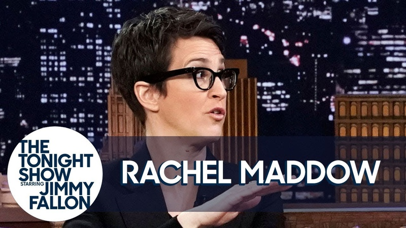 Rachel Maddow's Unintentionally Wrote Blowout About Why Trump Is Getting Impeached