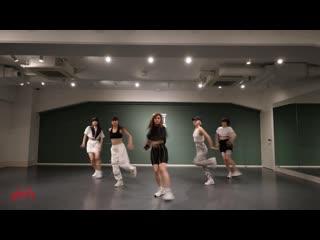 Faky (フェイキ) 'antidote' dance practice [mirrored]