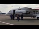 Борт с политзаключенными и захваченными моряки сел в Борисполе
