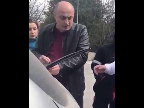 В Грузии сегодня остановили авто с колорадской лентой с ватниками из рф. Ленту сняли. Вата жалуется