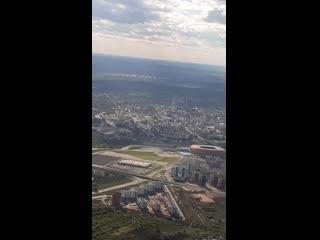 Как же ты красива - Мордовия и Саранск с высоты!