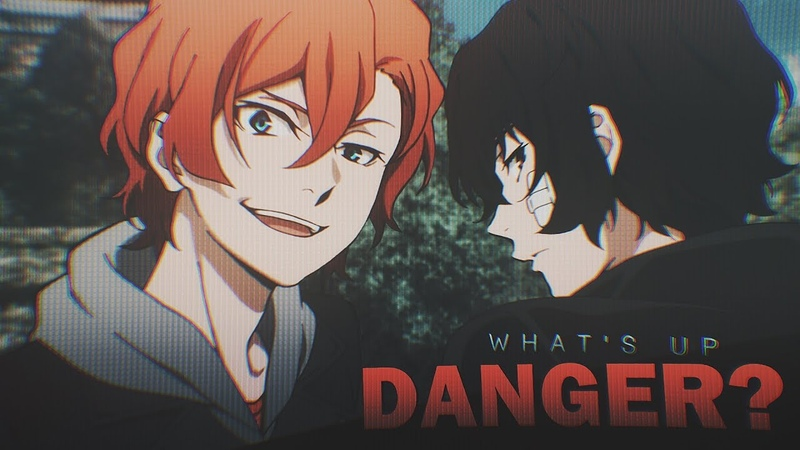 What's up danger Soukoku Fifteen