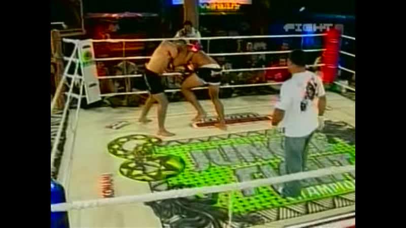 Fabricio Werdum vs Gabriel Gonzaga - JF 1 - Jungle Fight 1 - September 13, 2003
