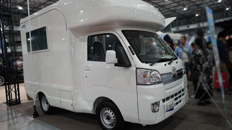 ダイハツ ハイゼットトラック AZ-MAX ラクーンⅡ軽キャン