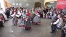 Образцовый коллектив фольклорный ансамбль Родничок Парно бытовые танцы