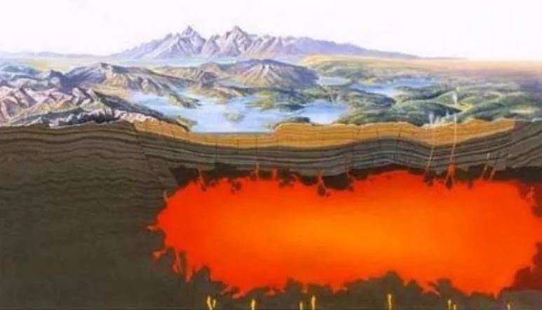 Что будет если взорвется самый опасный супервулкан на планете, изображение №4