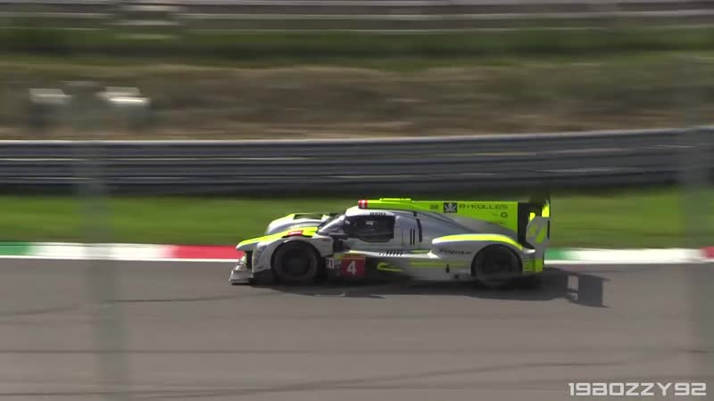 ByKOLLES Enso CLM P1 01 w Gibson V8 Engine at Monza Circuit