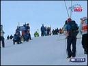 2009 01 04 Тур де Ски Валь-ди-Фьемме 9 км женщины финал (свободный стиль)