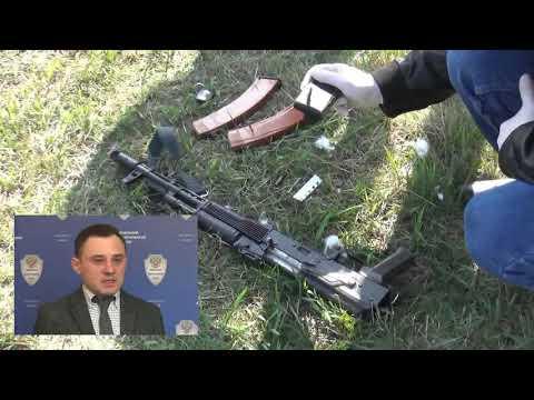 Нейтрализация оказавших вооруженное сопротивление бандитов в Кабардино Балкарии