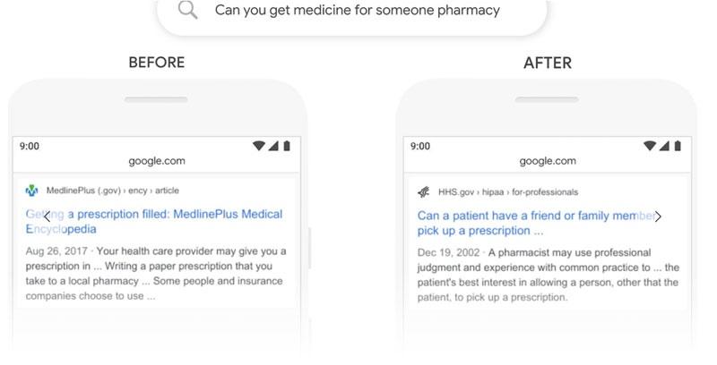 Компания Google поменяла алгоритмы поиска, теперь он будет лучше понимать намерения поиска