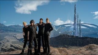 Final Fantasy XV, 100% прохождение, часть 61