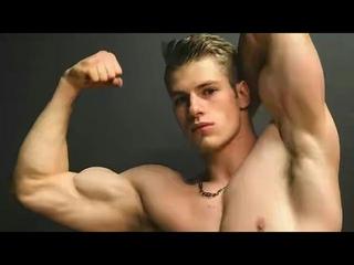 Patrick LeBlanc || Teenage bodybuilder |
