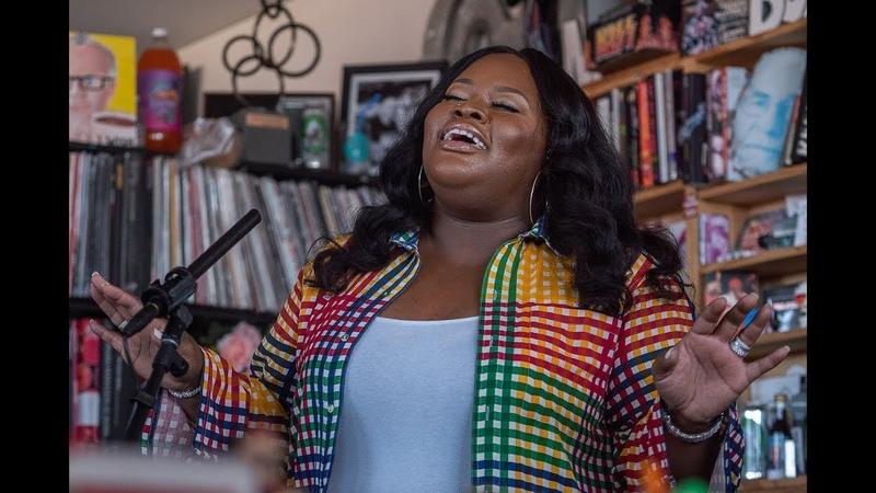 Tasha Cobbs Leonard NPR Music Tiny Desk Concert