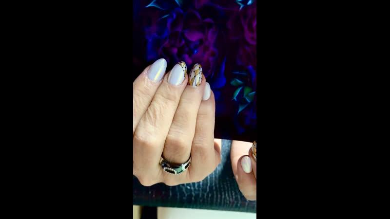 Маникюр от Wolf Nails