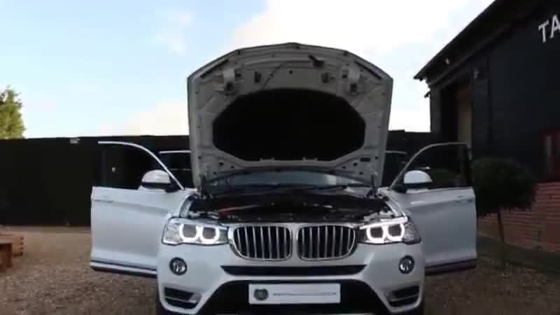 BMW X3 Xdrive 20d XLine 2 0 TwinPower Turbo Automatic in Mineral White Metallic