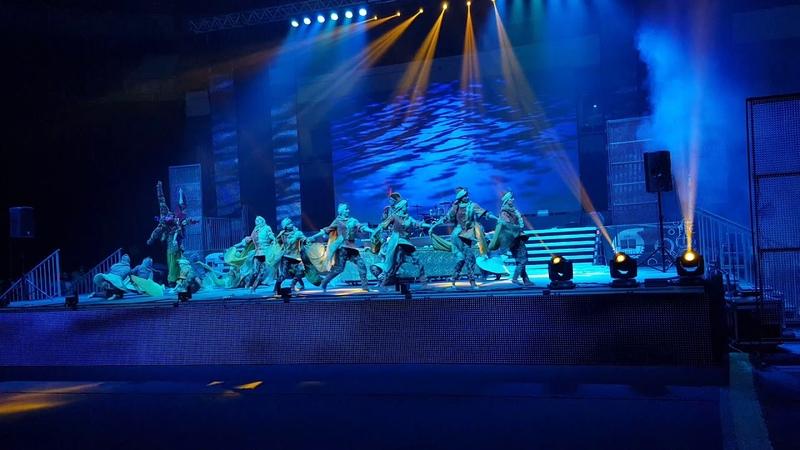 Театр танца Mix-Styleхореограф и постановщик Кабул Амонов.