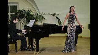 Нэля Гафиятуллина - Vivaldi - Armatae face et anguibus (Juditha triumphans)