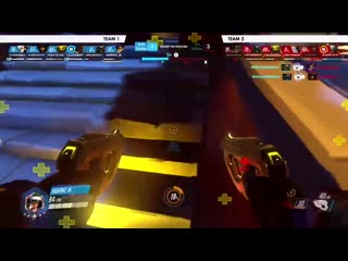Glitch on dorado where tracer can become no clipped into a wall after recalling. (multiple perspectives)