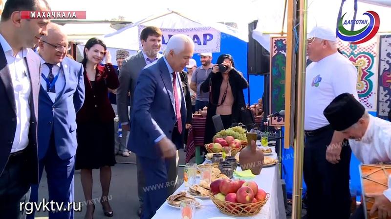 В Махачкале стартовал международный туристический форум Открой Дагестан